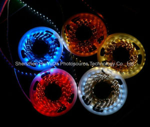 High Brightness Red Color IP20 SMD5050 Chip 60leds 14.4W DC12V LED Strip pictures & photos