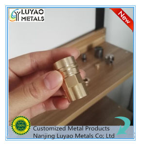 China OEM Brass Machining Service/Precision Machining with Brass pictures & photos