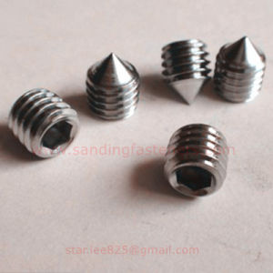 Stainless Steel DIN913 /DIN916 Set Screw pictures & photos