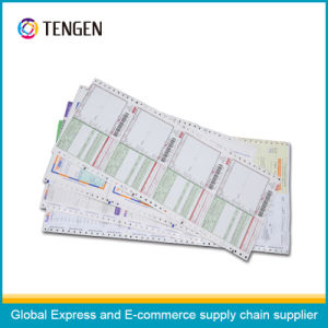 Express Waybill with Customized Logo and Barcode pictures & photos