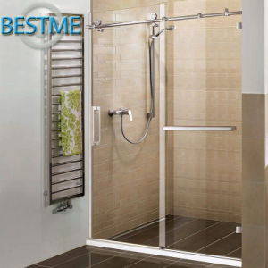 1.2 mm thickness Stainless Steel Framless Sliding Shower Room (BL-F3020) pictures & photos
