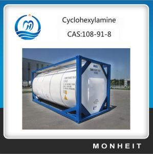 High Purity 108-91-8 Cyclohexylamine for Rubber Accelerators pictures & photos