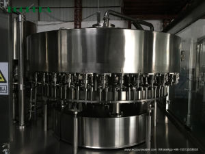 3-in-1 Beverage Filling Machine / Washing Filling Capping Machine pictures & photos
