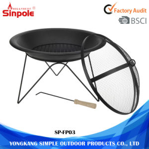 Large Most Popular BBQ Grill Fire Pit Table Outdoor pictures & photos