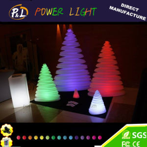 Glowing Colorful Outdoor Holiday LED Christmas Decoration Tree pictures & photos