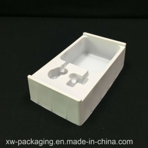 Hot Sale White Blister Tray for Headphone Plastic Packaging pictures & photos