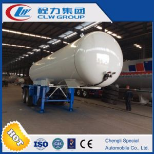 2axles 10546 Gallons LPG Tank Semi Trailer for Sale pictures & photos