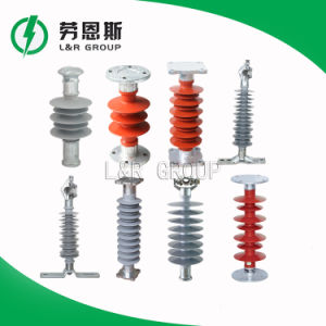 Horizontal Line Post Silicon Composite Polymer Insulator pictures & photos