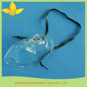 Ce Disposable Medical Oxygen Mask with Tube pictures & photos