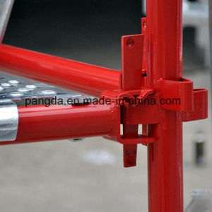 China Safe SGS Approved Kwikstage Scaffold pictures & photos