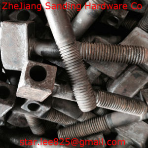 T Head with Hole Bolts, Special Bolt pictures & photos