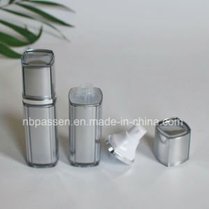30ml Silver Gray Acrylic Cosmetics Bottle with Airless Pump (PPC-NEW-098) pictures & photos