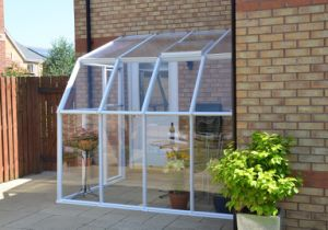 Aluminium Free Standing Sun Rooms/Prefabricated Glass House pictures & photos