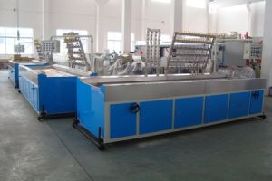 WPC PVC Profile Extrusion Vacuum Calibration Cooling Tank pictures & photos