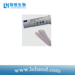Laboratory 100strips/Box Test Paper/Strips for Hydrogen Peroxide (LH1001) pictures & photos