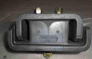 Truck Parts--Engine Mounting, Fr, for Hino J08c (12031-2231) pictures & photos