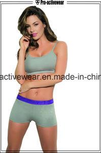 Custom Design Womens Fashion Nylon Short Sports Shorts pictures & photos