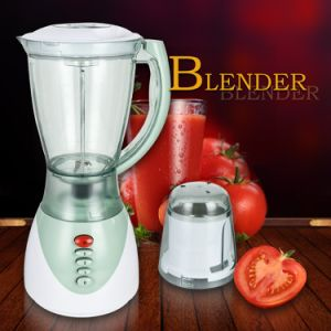 CB-B731 Plastic 3 in 1 Electric Blender pictures & photos