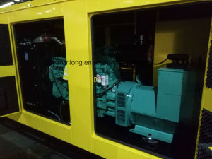 Cummins Silent Diesel Generator Set pictures & photos