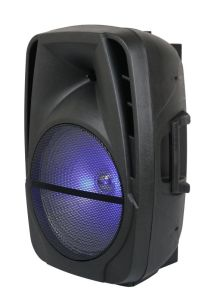 15′′ Bluetooth Portable Rechargeable PA Speaker pictures & photos