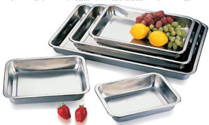 Stainless Steel Square Tray /Plate pictures & photos