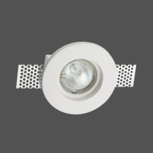 Sixu Ceiling Recess Plaster Lamp Hr-5006 pictures & photos
