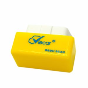Vc001-a Viecar Elm327 V1.5 Bluetooth Original Obdii/OBD2 Wireless Low Power Consumption Support 9 Protocols pictures & photos