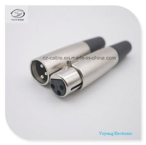 Microphone/Loud-Speaker/Speaker Adapter/Plug/Jack/Connector for RCA Cable, Big Party/Vocal Concert Use pictures & photos