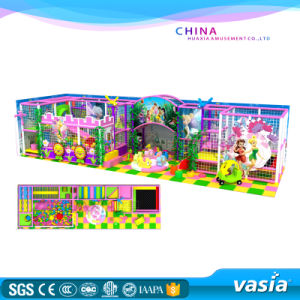 Professional Discount Children Naughty Castle Indoor Playground pictures & photos