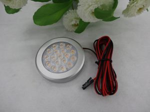 2W Slim Plastic Spot Light with Surface and Recessed Installation pictures & photos