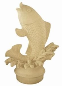 Sandstone Figure Statue Animal Style Sculpture Resin Fountain pictures & photos