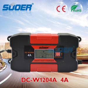 Suoer 12V 4A Smart Fast Rechargeable Battery Charger with Adapter Function (DC-W1204A) pictures & photos