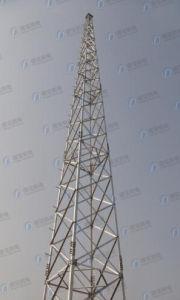 GSM Tubular Mast Lattice Tower pictures & photos