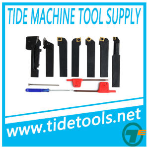 Carbide Insert Turning Tool Holder Set pictures & photos