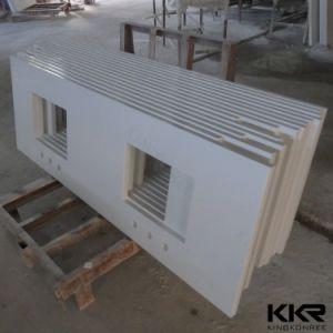 Kkr Wholesale Solid Surface Quartz Countertops for USA pictures & photos