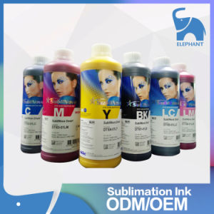 6 Colors 1liter Inktec Sublinova Dye Sublimation Ink for Epson Dx4/Dx5 Head pictures & photos