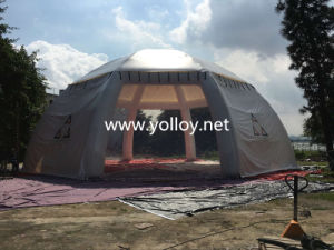 17m Diameter Inflatable Spider Dome Tent pictures & photos