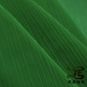 China Textile Polyester Crepe Chiffon Fabric for Women Dress Crepe Fabric for Garment pictures & photos