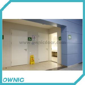 Toilet Door Manual Swing Door pictures & photos