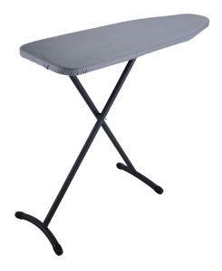 Steel Mesh Top Ironing Board with Foldable Stand for Sale pictures & photos