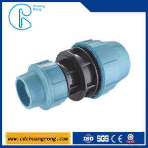 Equal Shape 32mm PP Compression Tee Fittings pictures & photos