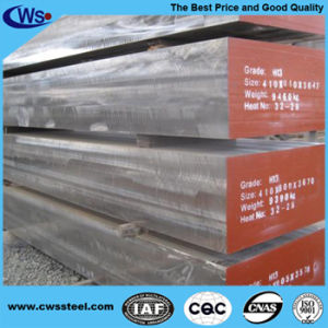 Structural Steel Hot Work Mould Steel Plate 1.2344 pictures & photos