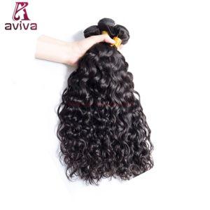 Water Curl Peruvian Natural Virgin Hair Extension pictures & photos