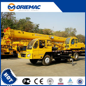 16ton Hydraulic Mini Truck Crane Qy16b. 5 pictures & photos