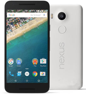 Genuine Factory Unlocked Double 4G Nexus 5X Android 5.2 Inch Smart Phone Mobile Phone pictures & photos