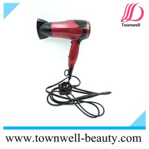 1600W Foldable Travel Hair Dryer Promotion Price pictures & photos