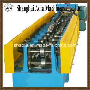 Hydraulic Motor Drive Z Purlin/Channel Roll Forming Machine pictures & photos