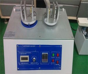 Heasdset Resisting Torsion Testing Machine pictures & photos