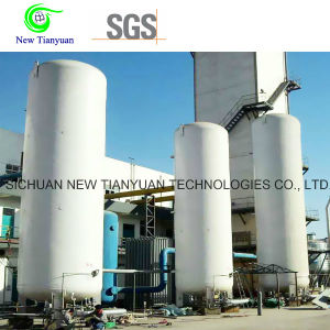0.8MPa Working Pressure LC2h4 Liquid Storage Tank for Transportation pictures & photos