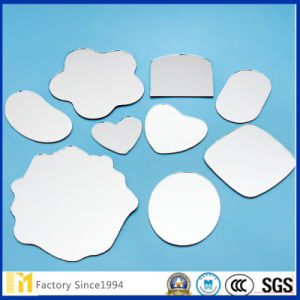 Custom High Quality Customized Frameless Window Mirror with Competitive Price pictures & photos